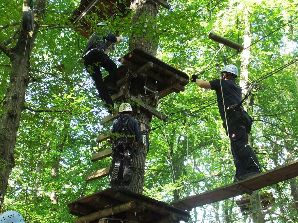 Abenteuerpark Kandel 2014