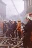 1984 Großbrand in Calw Waldhorn