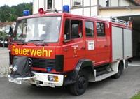 Löschgruppenfahrzeug 8 Hirsau