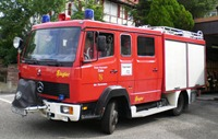 Löschgruppenfahrzeug 8 Stammheim